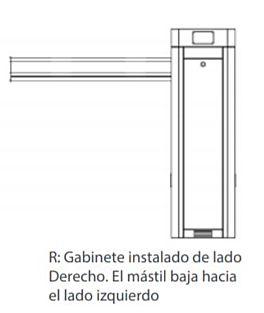 PROBG3030R-LED