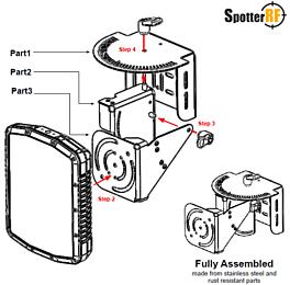 SP-MOUNT-ARM